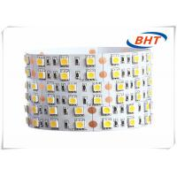 Buy cheap Double Row Led Strip Lights Colour Changing  5meter/ Roll 18-20LM Remote Control product