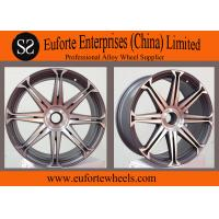 """Buy cheap 20"""" 22"""" Tuner Racing Wheels Cancave Gloos Black Machine Face 10.5 Inch Width product"""