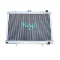 Buy cheap Polished Cooling Aluminum Car Radiators Tube Fin Core For Nissan Skyline R32 Au product