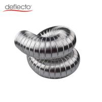 Buy cheap 100mm 4 inch Aluminum Air Conditioning Duct HVAC System Part HRV ERV product