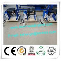 Buy cheap 30kg 50kg 100kg Small Automatic Welding Positioner , Small Rotating Welding Turntable product