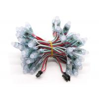 Buy cheap WS1903 IC  Addressable Rgb Christmas Lights , Red / Green Led String Lights  product