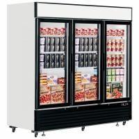 Buy cheap Upright Commercial Display Freezer Beverage Cooler product