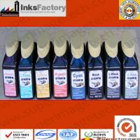 China Free-Coating Direct Solvent Ink for Epson Printers (8 colors) on sale