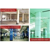 Buy cheap 2 Tons 0.3MM Thickness Color Coated Aluminum Coil For Pillar Column Weathering Resistant product