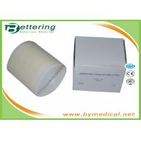 Buy cheap White Colour Perforated zinc oxide aperture adhesive plaster medical tape plaster product