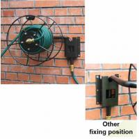 Wall Mount, Hose Reel, 75M (245F) Length Capacity for 1/2