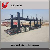 China 3 Axles Fuwa Brand Car Carrier Semi Trailer Hot Sale In Shandong on sale