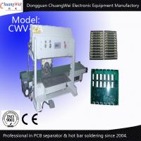 Buy cheap Automatic V Cut Pcb Separator With Conveyer,PCB Depanelers product