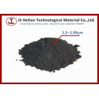Buy cheap AD 3.30 g / cm3 Tungsten Powder with High purity W 99.95% , 3.28 μm Grain Size from Wholesalers