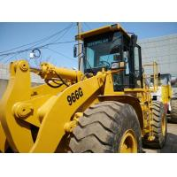 China Used CAT 966G Wheel Front Loader /Caterpillar Shovel Used 966 966E 966F 966G 966H on sale