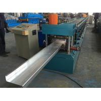 Buy cheap Chain Drive Steel Plate Roll Stand Type Z Purlin Roll Forming Machine product