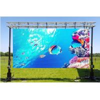 Buy cheap Full Color Stage Rental LED Display P3.91 Outdoor Video Wall For Stage Event from wholesalers