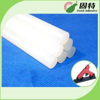 Buy cheap EVA Light White Semi-Transparent Carton Sealing High-Grade Hot Melt Glue Stick Low Temperature Resistant product