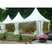 Buy cheap Top Commercial Event high peak marquees Mixed Geman and French Style from Wholesalers