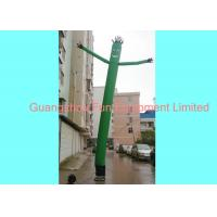 Funny Inflatable Advertising Products , Crazy Wacky Waving Inflatable Arm Tube Man