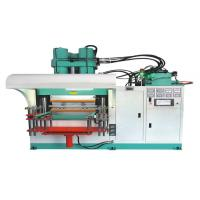 Buy cheap 300 Ton Silicone Rubber Injection Molding Machine Less Material Consumption High Passed Rate product