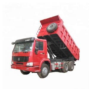 Buy cheap 25t Sinotruck HOWO 6X4 Dump Truck / 20cbm Tipper Truck for Sale      25t Sinotruck HO product
