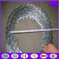 Buy cheap Concertina Galvanized Extra Long Blade 45cm product