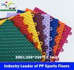 Buy cheap Outdoor PP Sports Flooring,Floating PP Sport floor, Sport Floor China product