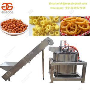 Buy cheap Potato Chips De-oiling Machine|High Quality Green Beans Deoilng Machine|Automatic Frying French De-oiling Machine product