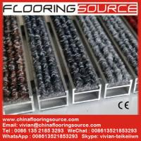 Buy cheap Architectural Aluminum Matting for Building High Traffic Entrance Heavy duty use product
