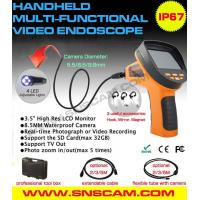 Industrial Video Endoscope / Borescope / Endoscopy (3.5