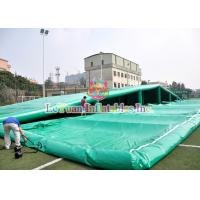 China Giant Airtight Tent With Customized Size Protect Football Playground on sale