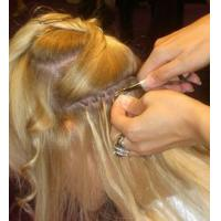 Quality top quality european remy micro ring hair /pure and perfect micro for sale