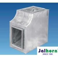 Buy cheap JHN-8/JHN-9 Bending Shape Duct Silencer (Deflector attached) product
