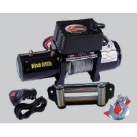 Buy cheap Jeep Winch 6000lb With CE product