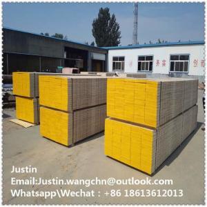 OSHA pine Laminated Scaffolding Planks\boards 38X225X3900MM  wooden scaffold planks\boards in dubai uae market
