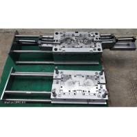 China Core Pulling Industrial Injection Molding , 2 Cavities PA Custom Mold on sale