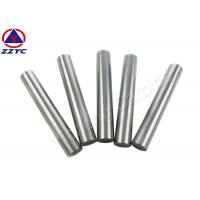 Buy cheap Linear Rail Shaft Tungsten Carbide Rod Bar For Bearing Bushing Good Chemical Stability product