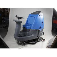 Buy cheap Dycon D9  Blue Grey Big Tank Ride On Drving Floor Scrubber Dryer Machine from wholesalers