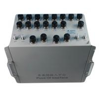 Buy cheap 200W Input Point Of Interface DIN Female Connector With 15 Input / 4 Output product