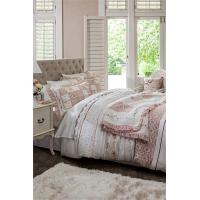Buy cheap solid base fabric embroidery polycotton duvet cover set from