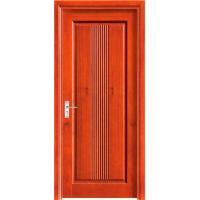 China Painting solid wood door  for interior/exterior on sale