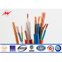Buy cheap Housing Electrical Wires And Cables Black Green Yellow Blue JB8734.1~5-1998 product