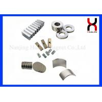Buy cheap Industrial Neodymium Iron Boron Magnets Permanent Strong Type NdFeB Magnet product