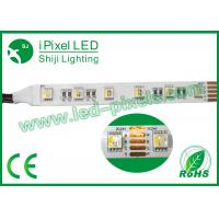 Buy cheap Brightest Controllable RGB LED Strip Low Voltage Color Changing 5M product