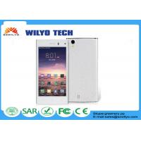 Buy cheap WL3 4.5 Inch Smartphones , 4.5 Inch Phones MT6582 1.3Ghz 960x540p Android 4.4 Os product