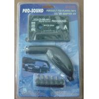 China Portable VCD MP3 CD MD Adaptor Kit on sale