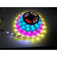 Buy cheap IP65 Waterproof HD107s LED Flexible Strip Lights 5050 RGB DC5V Individually Addressable product