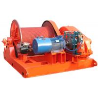 Buy cheap emergency crank handle Electric Hoist Winch Rope With Max. Lifting Load 20t product