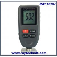 Buy cheap Digital Portable Coating Thickness Gauge TG-9001, Painting Thickness Tester 0~1300um product
