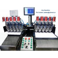 Buy cheap contactless card production machine, RFID card INLAY/prelam sheet ,Contactless Card Antenna Embedding Machine YAE-210 product
