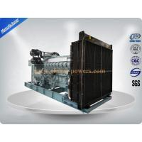 Buy cheap 600 KVA -- 1250 KVA Original Japanese MITSUBISHI Engine Diesel Generator Set for Industrial Use Low Fuel Consumption product