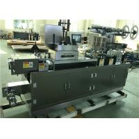 Buy cheap Small Medical Apparatus Automatic Blister Packing Machine Blister Sealer Machine product
