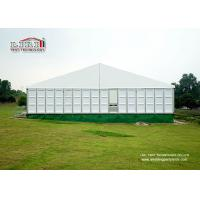 Buy cheap Sound Proof Outdoor Wedding Marquee Tent With Strong Frame For 500 People Event from Wholesalers
